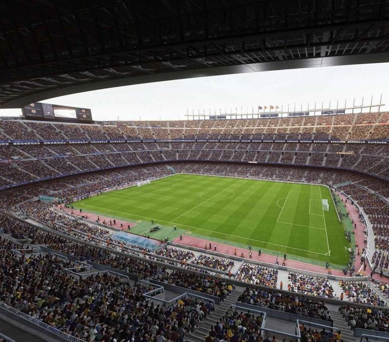 eFootball PES 2020 canchas