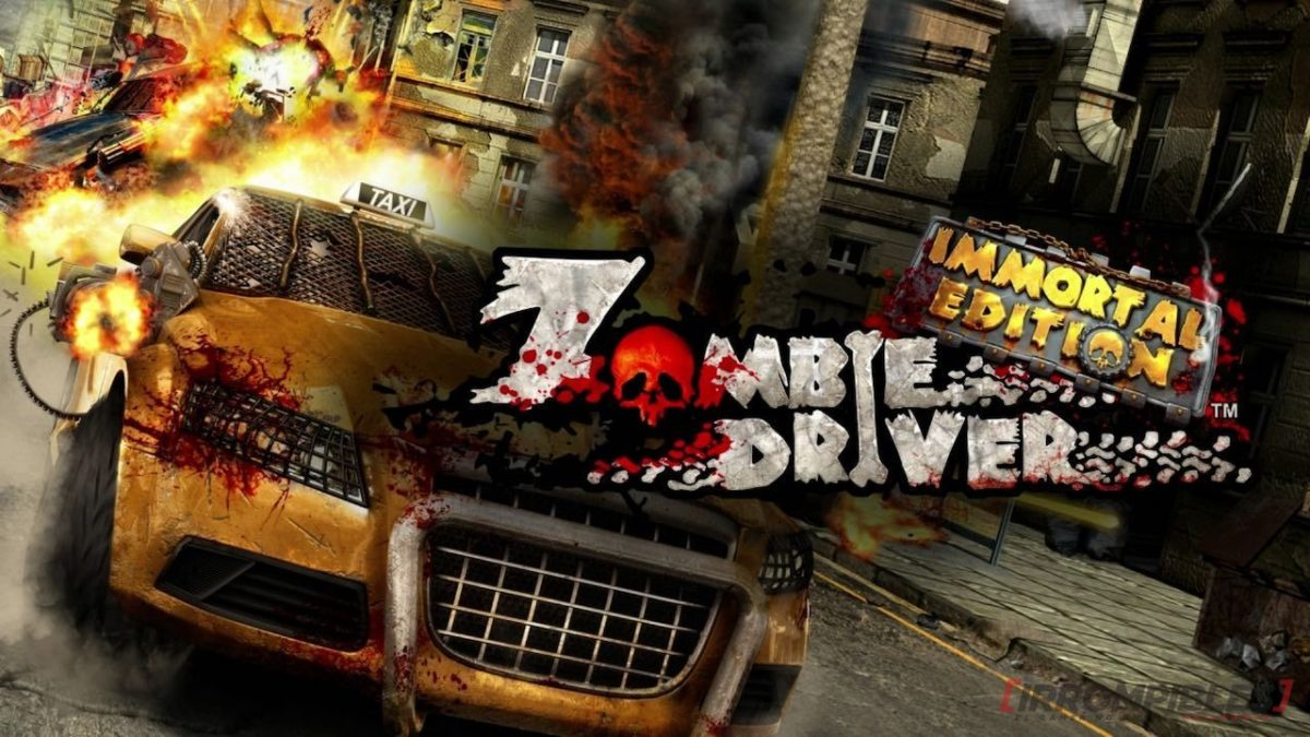 zombie driver immortal edition Switch