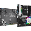 ASROCK B450 Steel Legend [REVIEW]