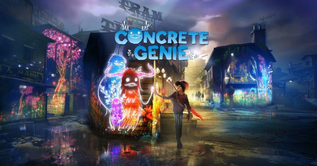 Concrete Genie [REVIEW]