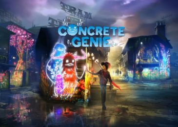Concrete Genie [REVIEW]