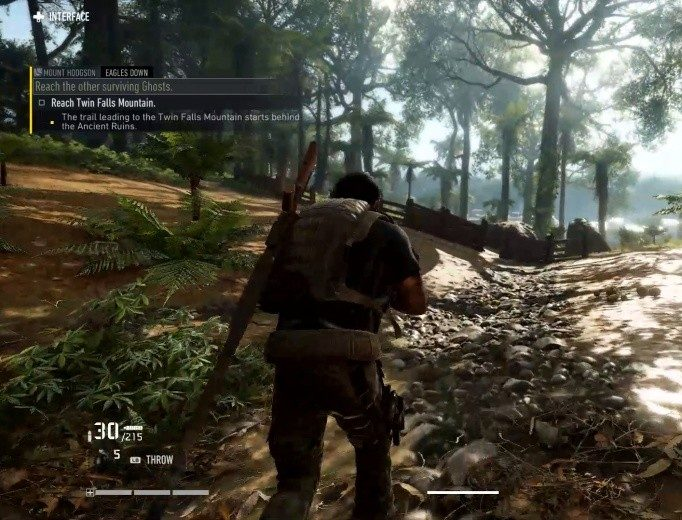 Ghost recon breakpoint forest