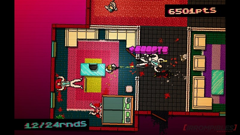 Hotline Miami Collection gore