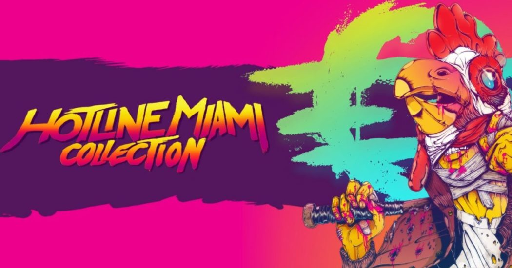 Hotline Miami Collection HEAD