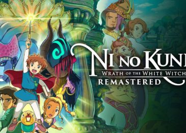 Ni no Kuni: Wrath of the White Witch Remastered llega a la PC