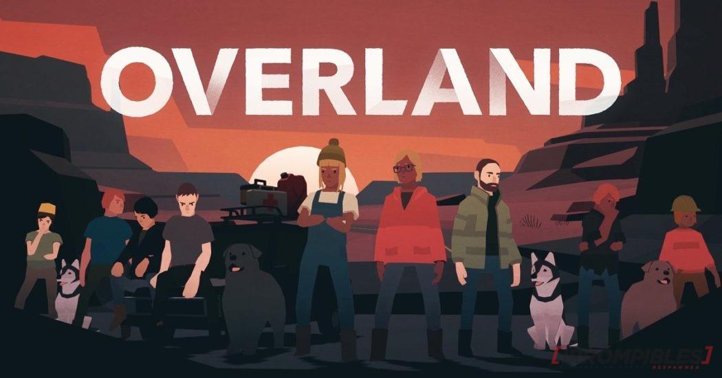 overland head