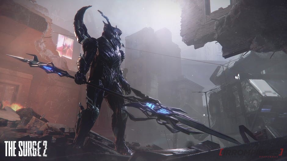 The Surge 2 armor