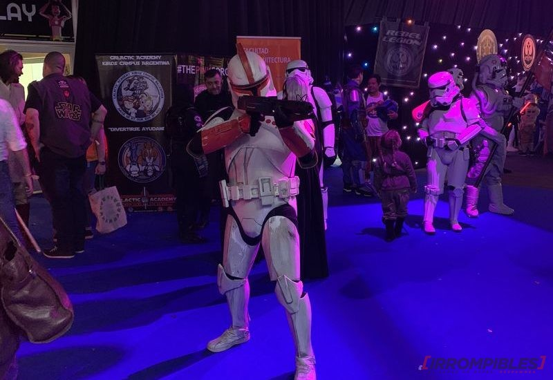 argentina game show 2019 Star Wars