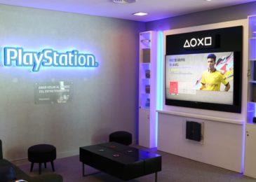 Aerolíneas Argentinas y PlayStation estrenan un nuevo salón VIP con videojuegos