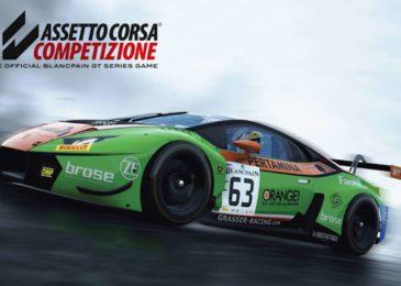 Assetto Corsa Competizione [REVIEW]