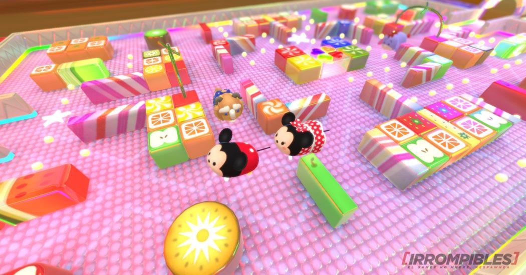 Disney Tsum Tsum Festival mini juegos