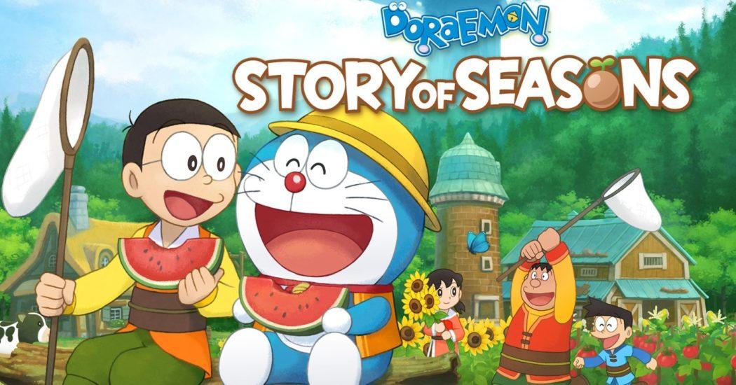 Doraemon head