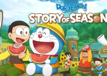 Doraemon Story of seasons [REVIEW]