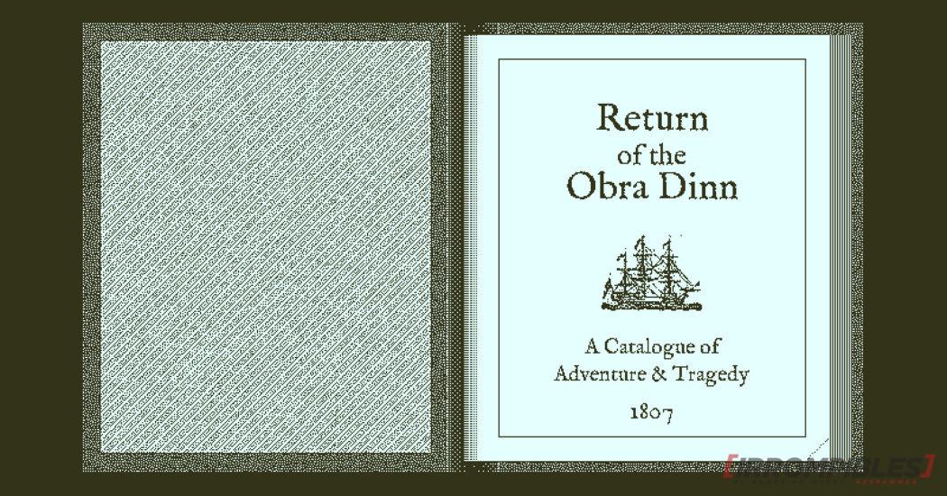 Obra Dinn book