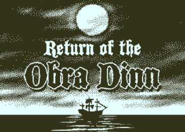 Return of the Obra Dinn [REVIEW]