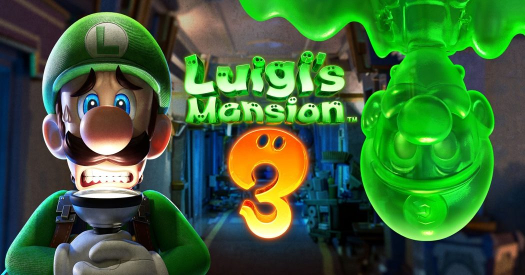 luigi's mansion 3 head