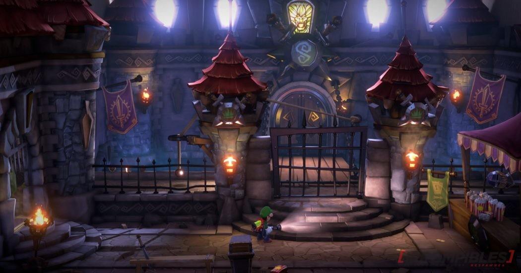 luigis mansion 3 puzzles