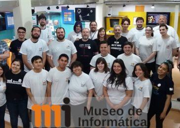 El Museo de Informática estuvo In position en la Noche de los Museos