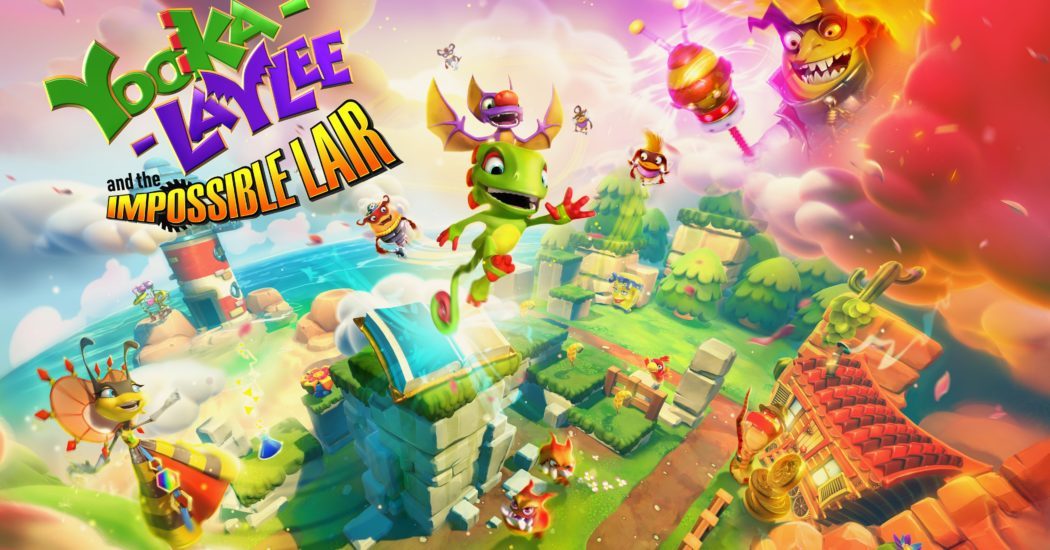 Yooka-Laylee and the Impossible Lair [REVIEW]