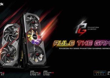 ASRock anuncia Radeon RX 5500 XT Phantom Gaming D 8G OC