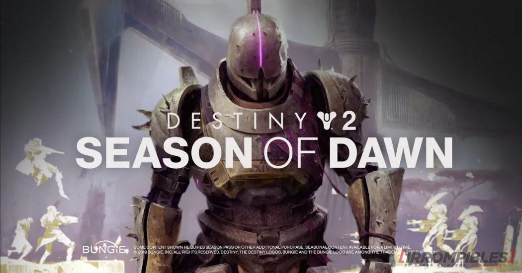 Destiny 2: Season of Dawn – ¡Qué raro un warlock haciendo cagadas!