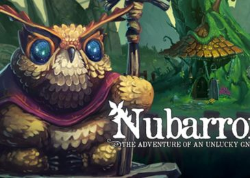 Nubarrón: The Adventure of an Unlucky Gnome [REVIEW]