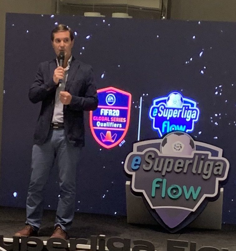 eSuperliga FLOW director