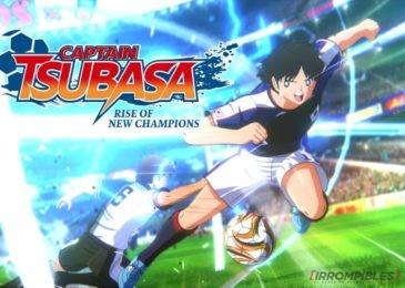 Captain Tsubasa: Rise of New Champions ¡Vuelven los Supercampeones! ¡No se pierdan el trailer!