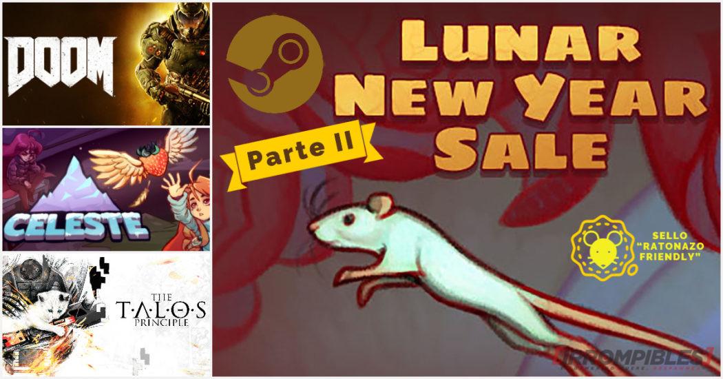 """Steam Sale Año Nuevo Lunar 2020 – Presupuesto bien """"ratón"""" para el año de la rata (Parte II)"""