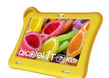 Alcatel TKEE mini,  la nueva tablet para los más chicos