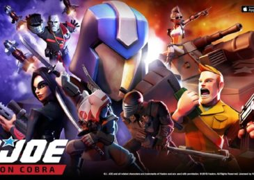 G.I. Joe: War on Cobra ¡pre registro disponible en Android!