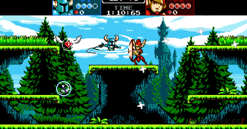 Shovel Knight showndown