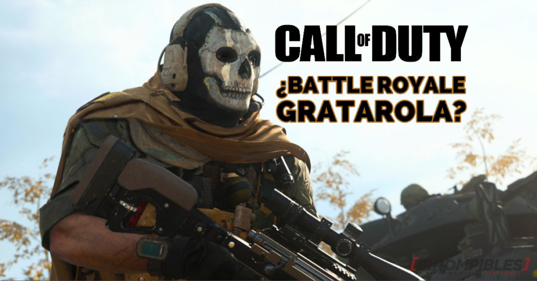 Call of Duty: inminente lanzamiento de Battle Royale ¿Independiente y gratuito?
