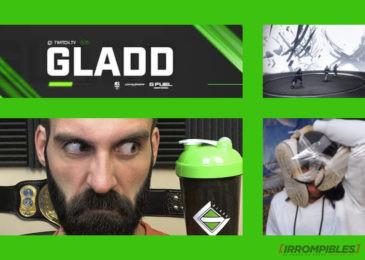 Gladd: cómo robar Twitch sin disparar un solo tiro