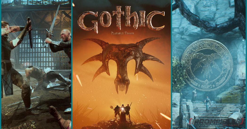 GOTHIC: la remake del legendario rpg es un hecho