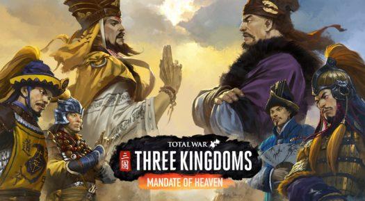 Total War: Three Kingdoms Mandate of Heaven [REVIEW]