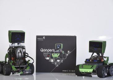 Grupo Núcleo presenta sus robots educativos en Argentina