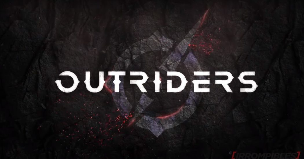 outriders gameplay trailer