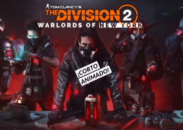 The Division 2: Warlords of New York – ¡Corto animado de la hostia!