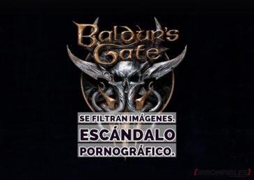 Baldur's Gate 3: Filtran imágenes horas antes de presentación de gameplay.