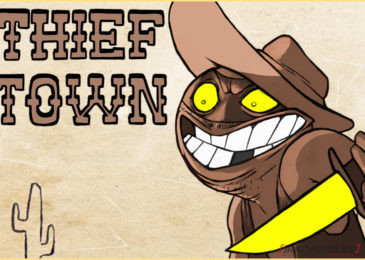 Thief Town [REVIEW]