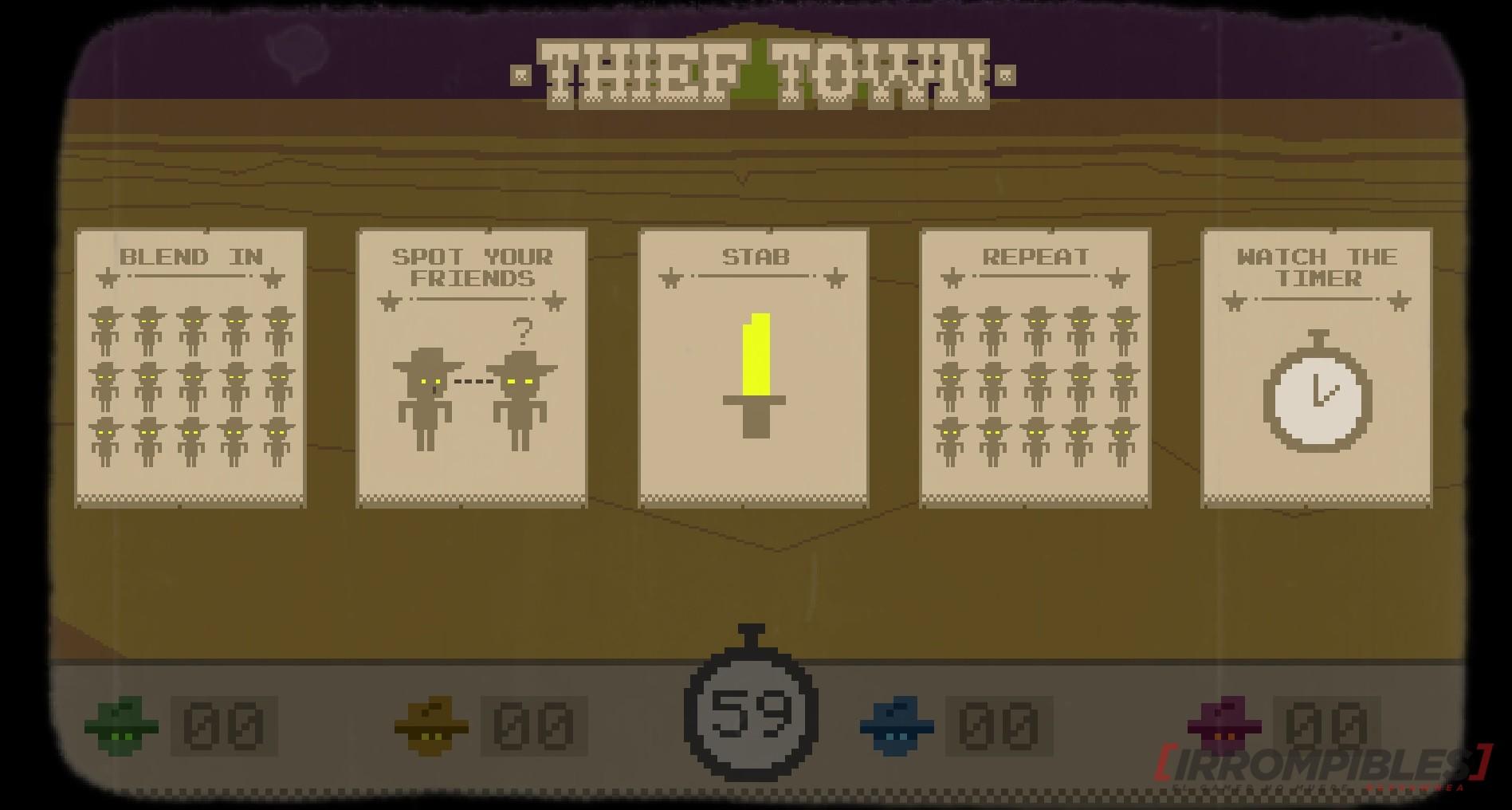 Thief Town PS4 Review | GVN | N4G |Thief Town