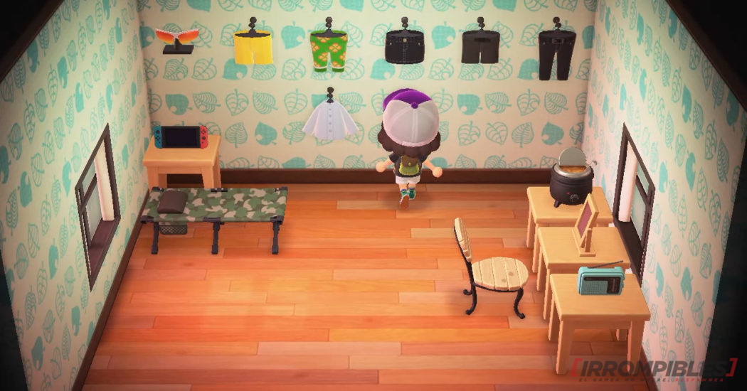 Animal Crossing New Horizons ropa