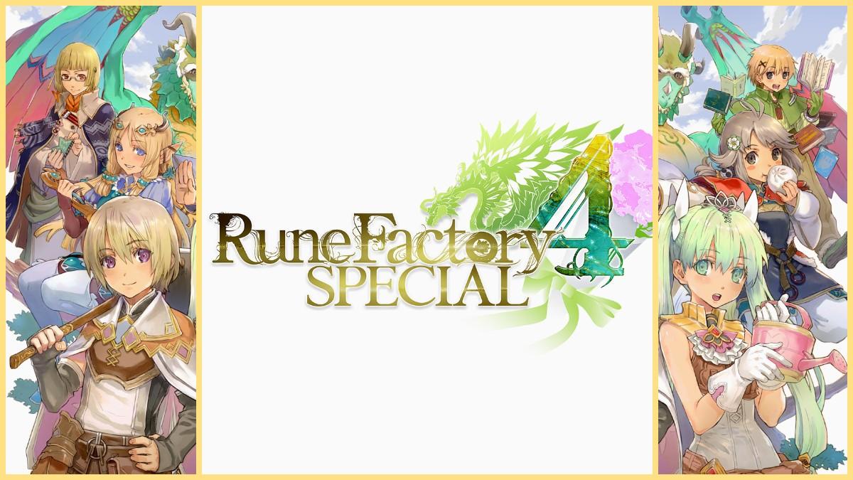 Rune factory 4 special head
