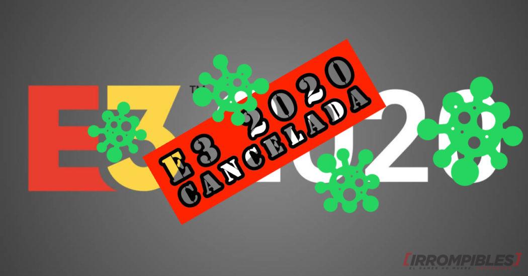 e3 2020 cancelada HEAD