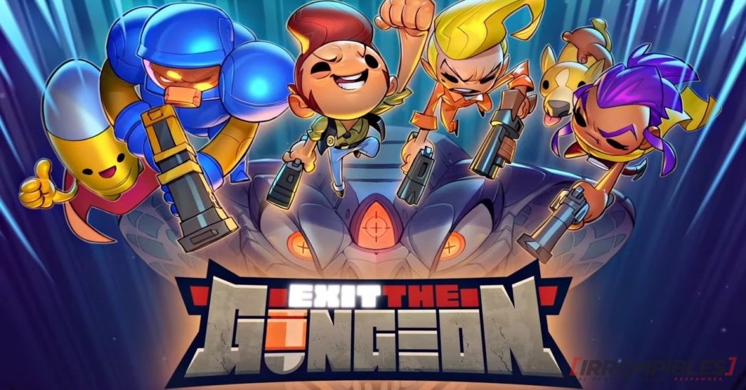 Exit the Gungeon [REVIEW]