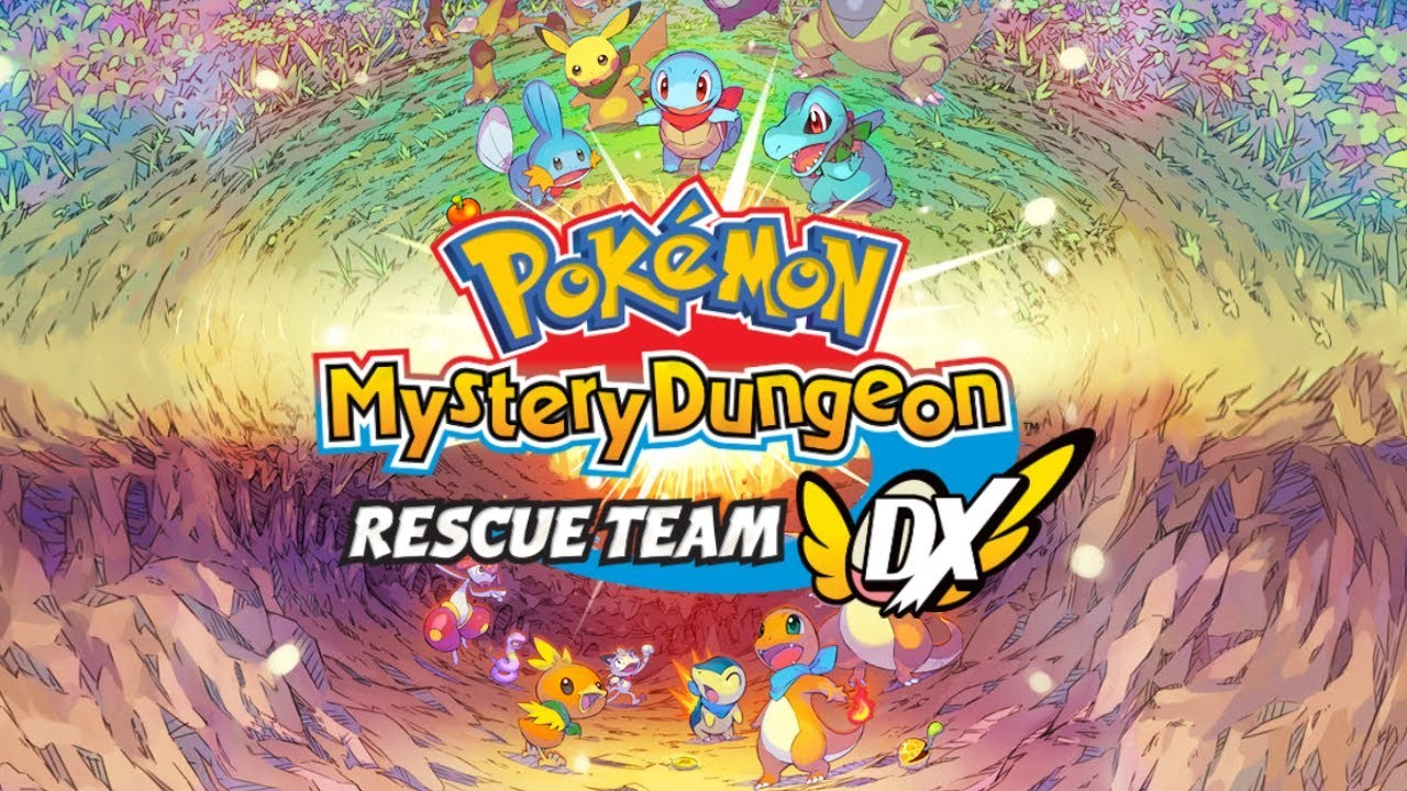 Pokemon Mystery Dungeon: Rescue Team