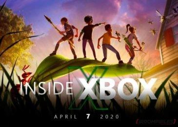 Inside Xbox – Abril 2020: ¡vuelve con novedades jugosas!