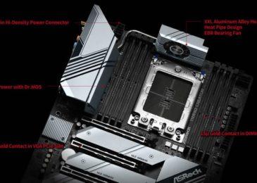 ASRock presenta el motherboard TRX40 Creator en Argentina
