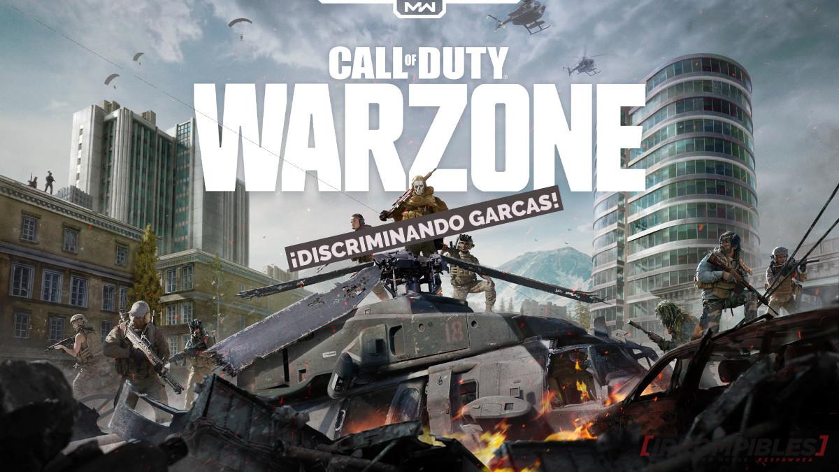 Call of duty warzone HEAD